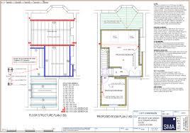 terraced house loft conversion floor plan sma lofts drawing 1 2 jpg 1161 816 loft conversion pinterest