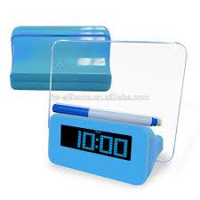 Bling Alarm Clock Calendar Led Digital Clock Desktop Clock Alarm Clock With Usb Hub