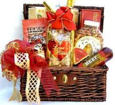 Meat And Cheese Gift Baskets An Elegant Man Gourmet Meat And Cheese Gift Basket For Dad Great