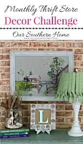 southern home decor stores coastal needlework makeover our southern home