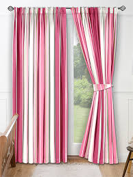 Pink Striped Curtains Stripe Sugar Pink Curtains From Curtains 2go Room