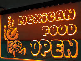 online get cheap mexican food signs aliexpress com alibaba group
