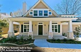 Ready To Build House Plans by Exclusive Storybook Bungalow House Plan 18266be Comes To Life In Texas
