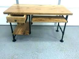 Diy Rustic Desk Cool Industrial Desks Ideas Photos Industrial Modern Desk