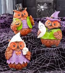 Halloween Owls Halloween Table Decorations Halloween Wikii