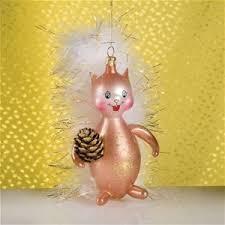 de carlini squirrel ornament italian ornaments