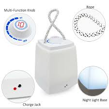 bedside l usb charger aliexpress com buy multi function portable night light led
