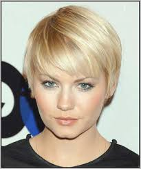 hairstyles for thin hair fuller faces most beloved short hairstyles for round faces short haircuts
