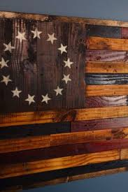 Old Barn Wood Wanted So Cool Charred American Traditional Flag From The Rustic Flag