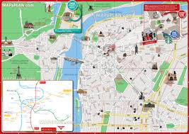 Orlando Tourist Map Pdf by Maps Update 700603 Tourist Attractions Map In Detroit U2013 13