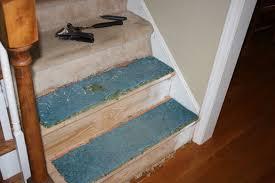 vacuum the carpet thrifty chicken stair redo