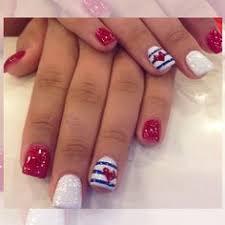 patriotic 4th of july nail ideas makeup nail nail and holidays
