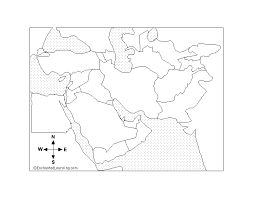 middle east map test middle east map test