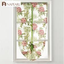 online get cheap kitchen curtains organza aliexpress com