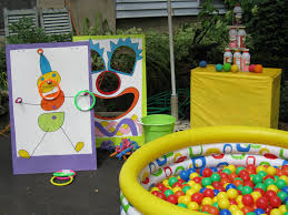interior design creative carnival themed party decorations