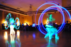 hire a little person glow party planner palm beach florida