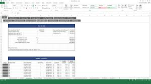 feasibility study template trading company youtube