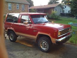 ford bronco ii eddie bauer edition 03 ford bronco pinterest