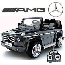 mercedes g55 ride on chipolino electric car mercedes amg g55 luxury black n me