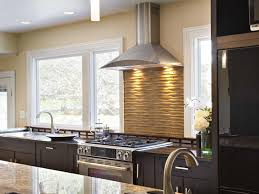 hgtv kitchen backsplash stainless steel backsplashes pictures ideas from hgtv hgtv