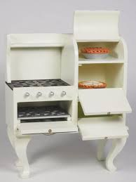 18 inch doll kitchen furniture 1930 style stove for 18 inch dolls american doll
