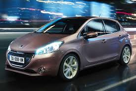 peugeot leasing europe 2012 peugeot 208 revealed ahead of australian debut