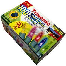 buy christmas holiday lights 100 multi color x mas bulbs online
