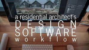a residential architect u0027s workflow design software youtube