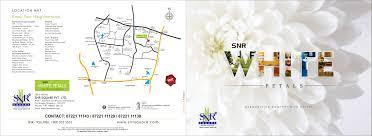 snr square snr white petals