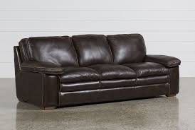 leather sofa walter sofa living spaces