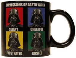 17 darth vader coffee mug gift ideas from the dark side homesthetics