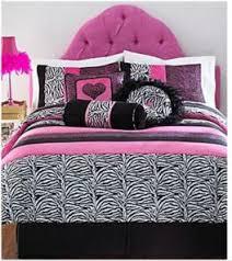 Zebra Bed Set Pink Zebra Bedding Set Home Design Ideas