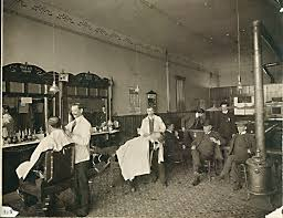 the victorian times victorian barbershop