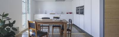 white kitchens by santos designs that adapt to their users u0027 lifestyle
