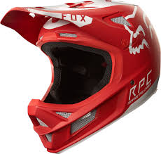 fox motocross chest protector fox rampage pro carbon moth downhill helmet helmets bicycle red