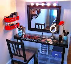 Makeup Vanity Table With Lights And Mirror Makeup Vanity Mirror With Lights Ikea Home U0026 Decor Ikea Best