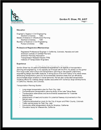 Best Resume Format For Civil Engineers Pdf by Resume Civil Engineering Proposal Example Augustais