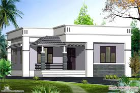 indian house design single floor house designs regarding single