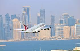 Endeavor Air Route Map by Qatar Airways Aero Crew News