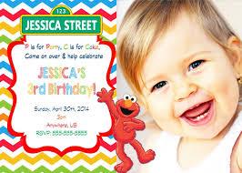 e invitation for first birthday party custom invitations