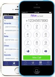 free calling apps for android ivox international calling app for iphone and android