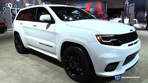 jeep grand cherokee laredo interior 2017 2017 jeep grand cherokee srt exterior and interior walkaround