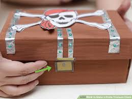 how to make a pirate treasure chest 11 steps with pictures