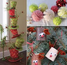 Christmas Decorations To Make Yourself - 16 creative christmas decoration ideas diy christmas decoration