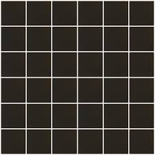 black glass tiles tile kitchen backsplash susan jablon 2x2 inch