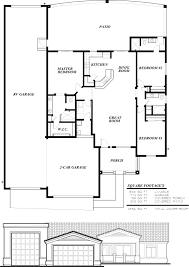 3 bedroom 2 bath 2 car garage floor plans sunset homes of arizona experienced builder recently sold homes