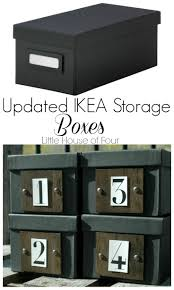 Ikea Storage Bins Best 25 Ikea Boxes Ideas Only On Pinterest Ikea Box Shelves