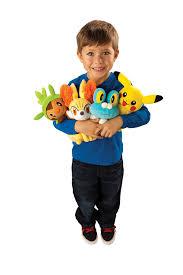 amazon com pokemon xy small plush froakie toys u0026 games