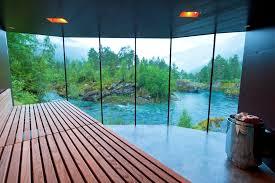 Juvet Landscape Hotel by Norwegian Landscape Inspires New Big Film Visitnorway