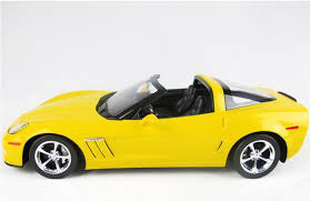 remote corvette big remote rc corvette z06 style car